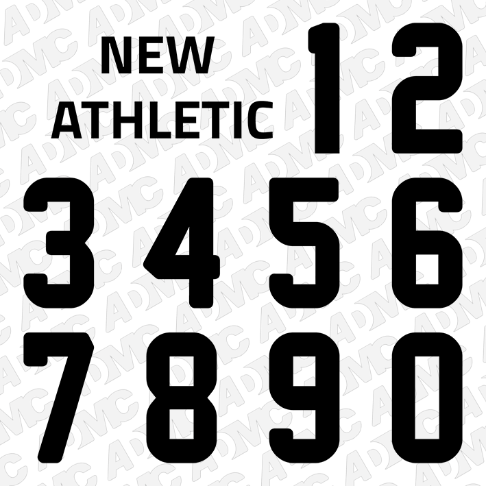 9d10ee9763 New Athletic Font – Daily Motivational Quotes