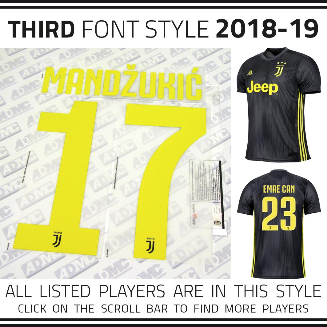 19128b6d6 2018 19 Juventus third
